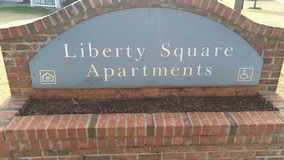 Liberty Square Apartments Spartanburg Sc