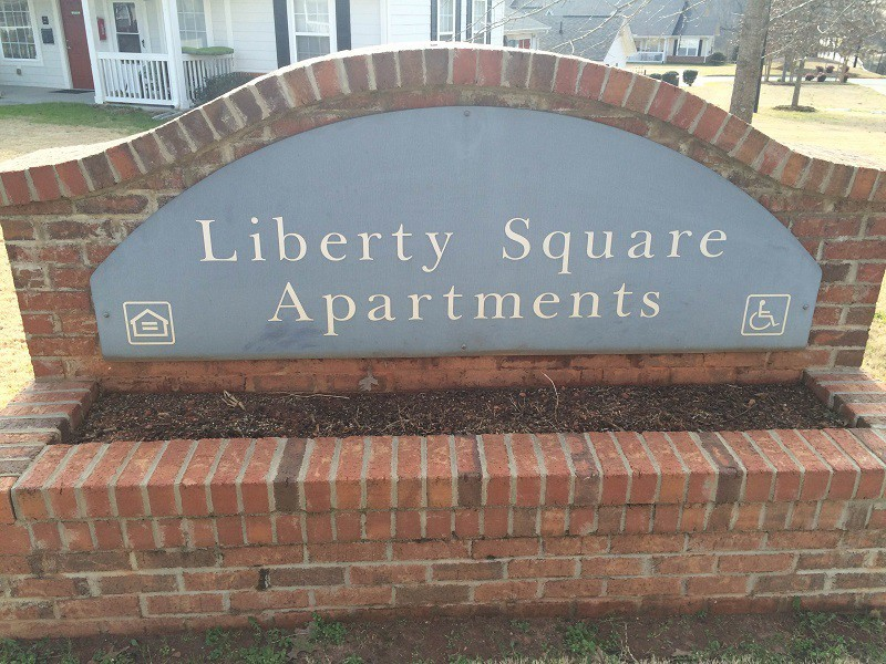 Liberty Square Apartments In Spartanburg Sc