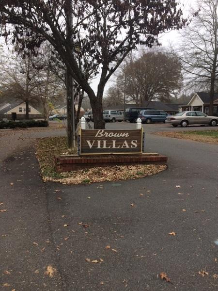 Brown-villas