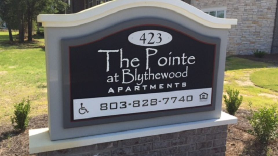 The Pointe Apartments Blythewood Sc
