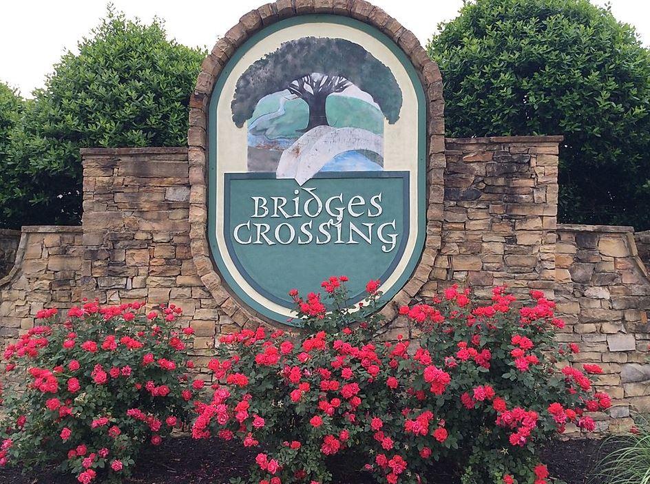 Bridges Crossing Front Entrance