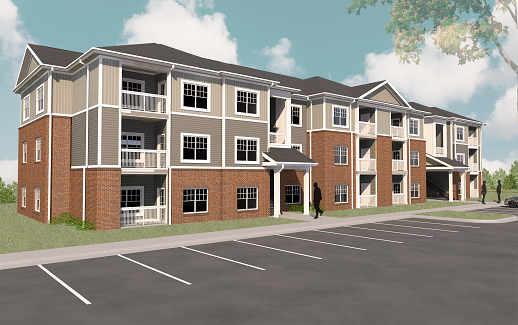 Parkside at Hickory Grove Rendering 11-2020