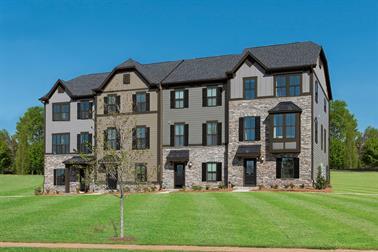 Laurel Creek - model home