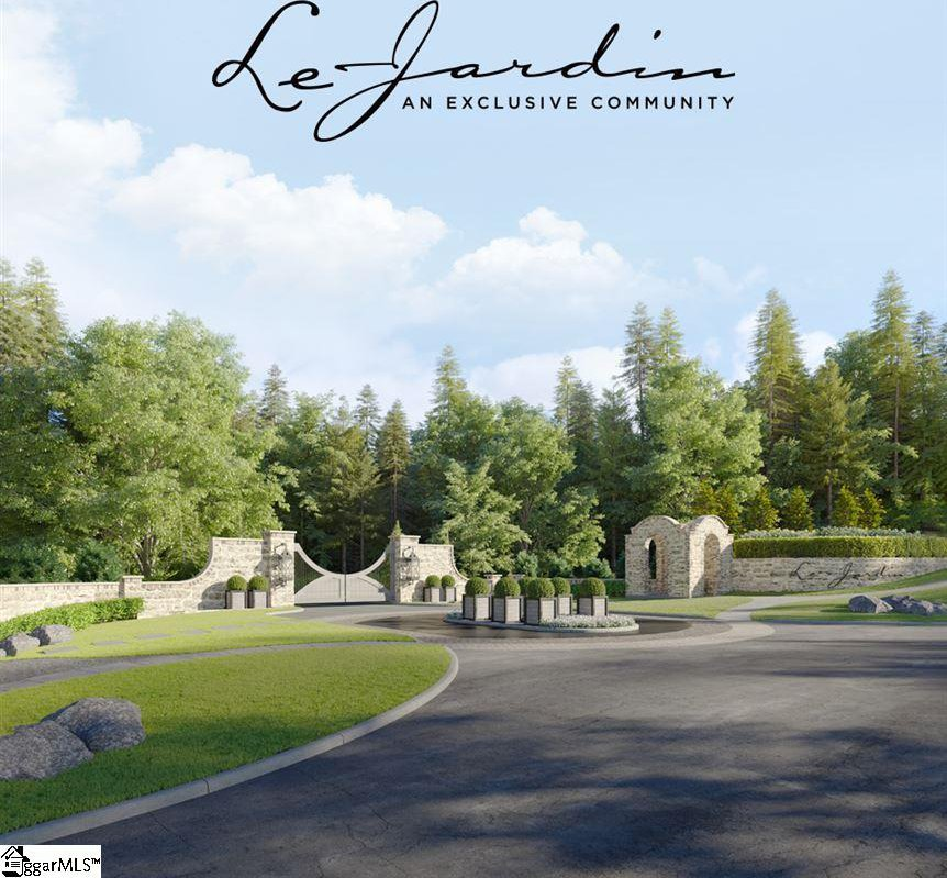 Le Jardin - entrance