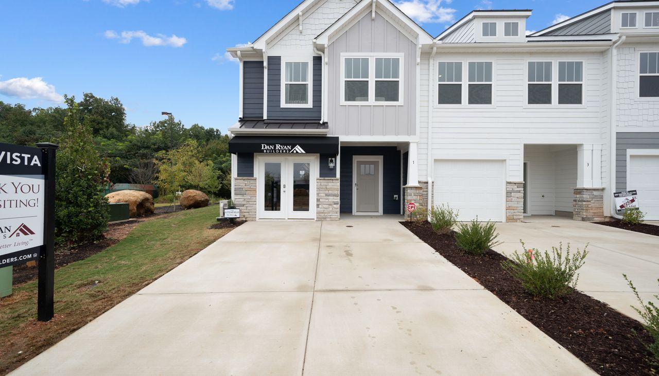 vista - model home